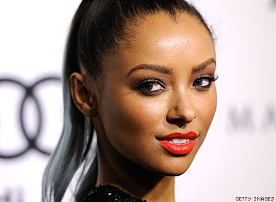 Kat Graham Learned Everything From Drag Queens