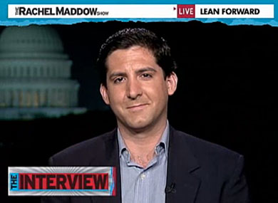 Maddow Takes On My So-Called Ex-Gay Life