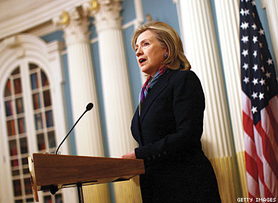 Hillary Clinton On the Future of HIV