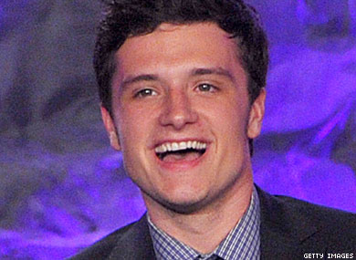 WATCH: Josh Hutcherson's Proudest Moment? Accepting GLAAD Award