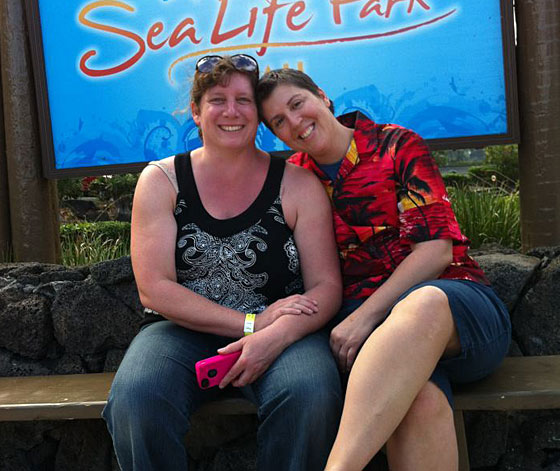A Dying Woman's Heart-Warming Trip to Paradise