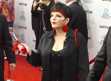 WATCH: Liza Minnelli Celebrates 40 Years of
