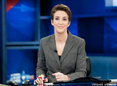 Maddow, NBCUniversal Work to Dismiss $50M Lawsuit