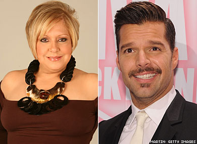 Ricky Martin to Nancy Alvarez: We're Born This Way