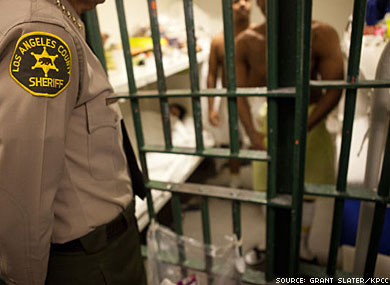 LAPD Will Separate Trans Inmates to Ensure Their Safety
