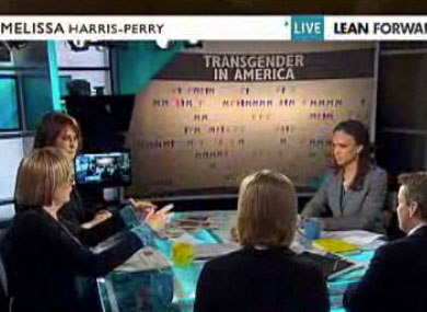Cable News Panel Discusses Transgender Issues