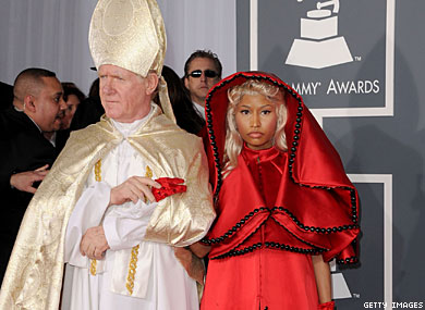 Nicki Minaj May Be Possessed, Says Catholic League