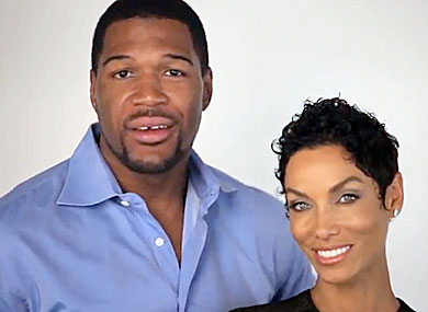 Michael Strahan for N.Y. Marriage Equality