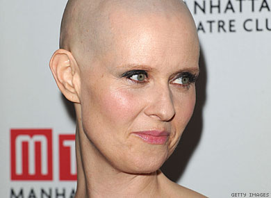 """Cynthia Nixon: Being Bisexual """"Is Not a Choice"""""""