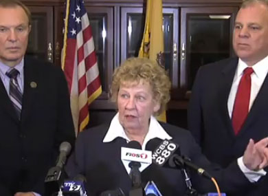 NJ Senate Leaders Challenge Christie on Marriage Referendum