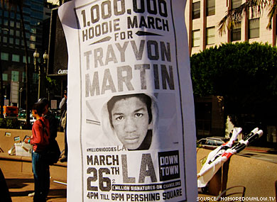 LGBT Groups Call for Justice for Trayvon Martin