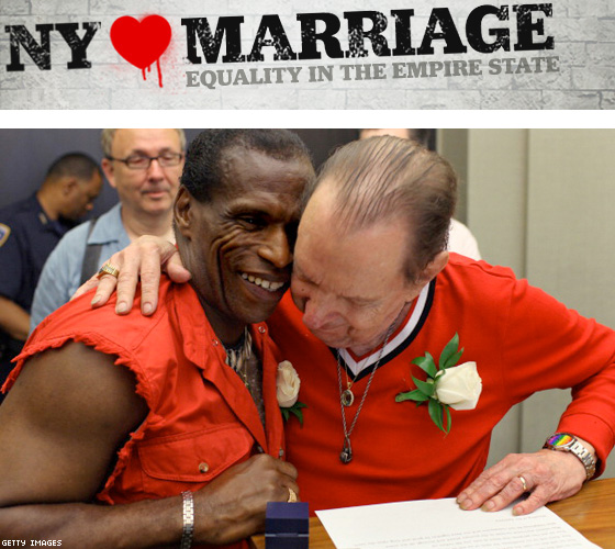 Photos: New York Gets Married