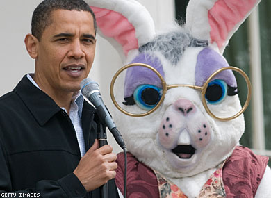 White House Easter Egg Surprise: Gay Couple Wants ENDA