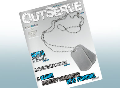 Magazine to Hit Military Bases