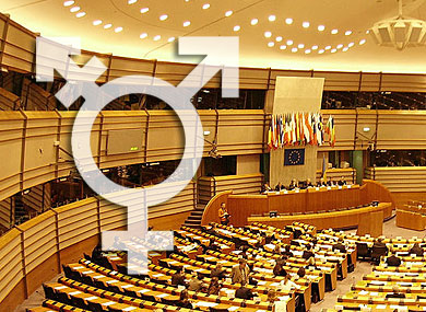 Euro Parliament Doesn't Want Trans People Classified as Mentally Ill
