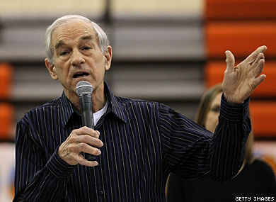 "Ron Paul Asked If Newsletters Show Bad Management: ""Well, Yeah, I Think So"""