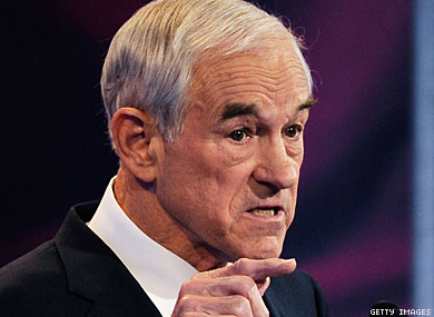 Antigay Statements Turn Up in Ron Paul Literature