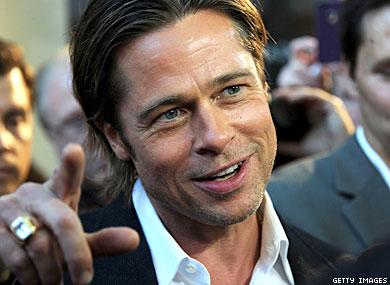 Brad Pitt Joins Cast of  Event to Be Live-Streamed