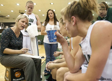 Lesbian Coaches Face Hostility, Homophobia, and Other Hurdles