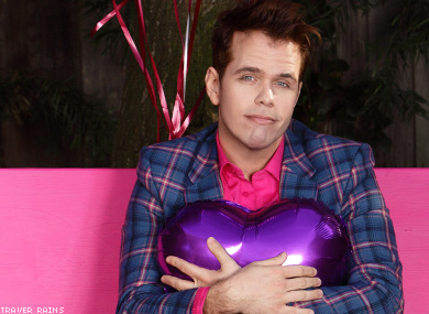 Perez Hilton: Pink on the Inside