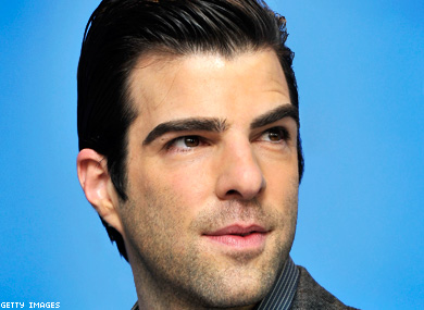 Zachary Quinto Says He's Gay And Lucky