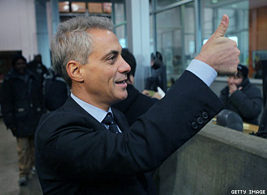 Mayor Rahm Emanuel Has a Plan to Make LGBT Residents Healthier