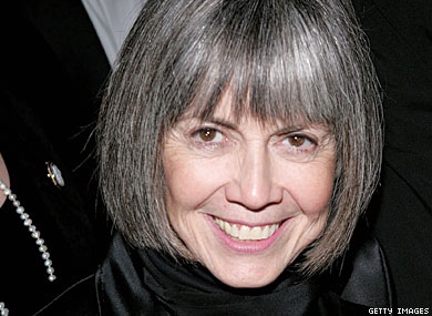 Anne Rice Says Gay People Are Winning the Battle for Equality