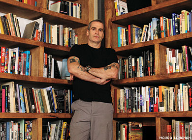 Henry Rollins's Photo Realism