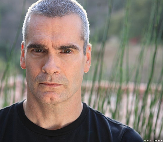 Around the World with Henry Rollins
