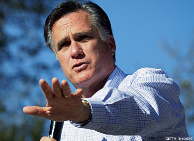 Is Mitt Romney Not Christian Enough for Liberty University?