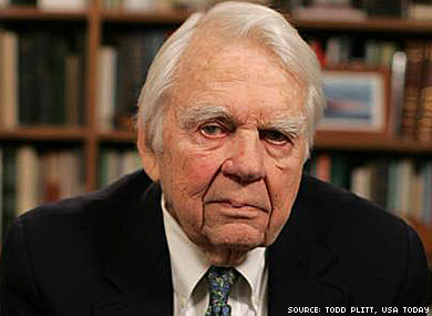 Andy Rooney's Sullied Legacy