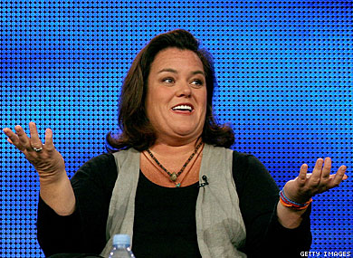 Rosie Forgives Tracy Morgan for Antigay Jokes