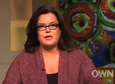 """WATCH: Rosie O'Donnell Says Cancellation of Her Series Was """"Fair"""""""