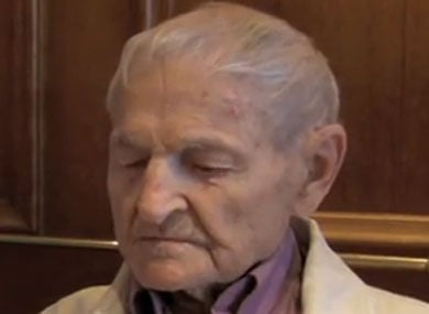 Gay Concentration Camp Survivor Dies at 98