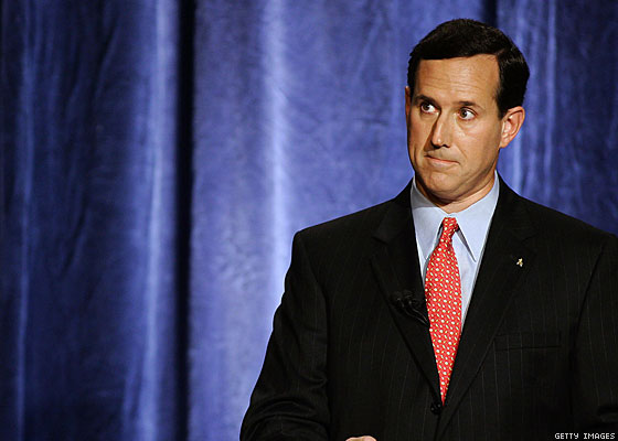 A Look Into the Future: Rick Santorum in 2016?