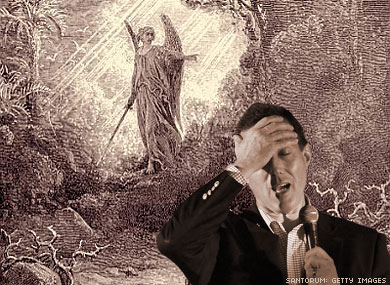 Santorum's Antigay Agenda Not a Hit With Catholics