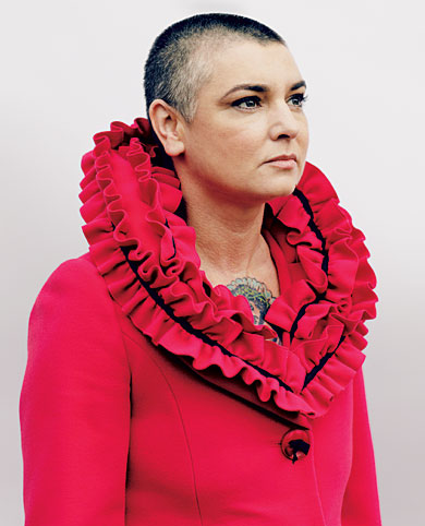 Sinead O'Connor Talks About Sex