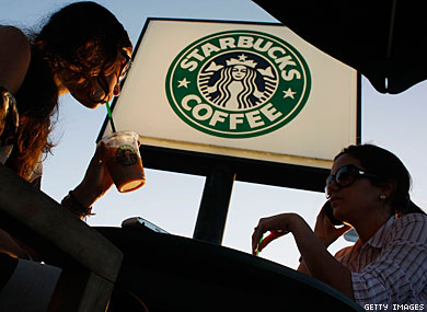 Starbucks Pushes for Washington Marriage Equality