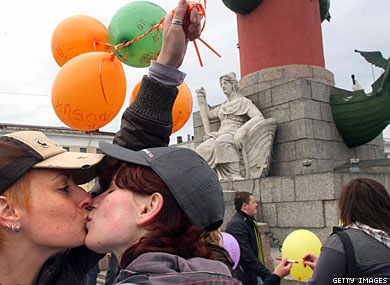 State Dept. Denounces Russian Antigay Bill