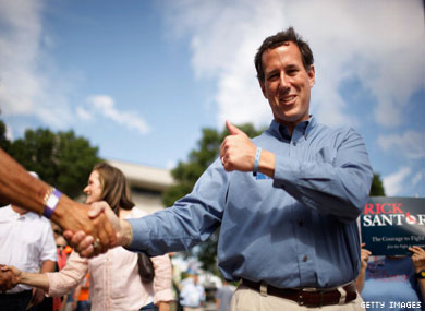 Marriage Metaphors, with Rick Santorum
