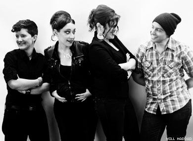 The Best Queer, Jewish, Transgender Rock Band Ever