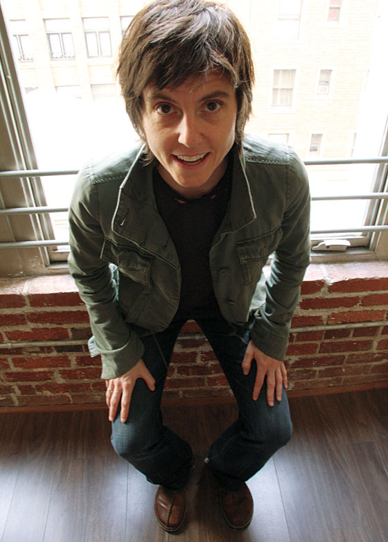 Tig Notaro Advocates: The Pajama Men and Wild Flag Women