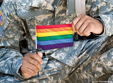 Gay Pride Events Emerging at Military Schools
