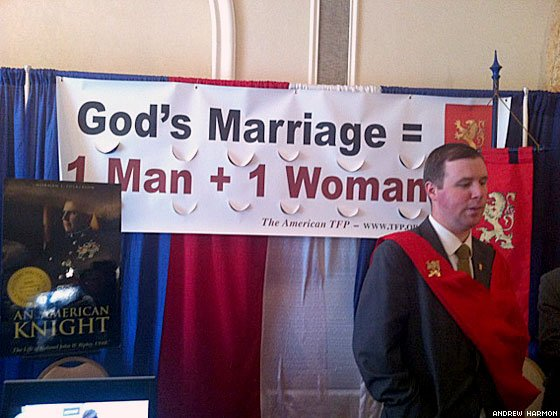Antigay Message Is Everywhere at GOP Candidates Event
