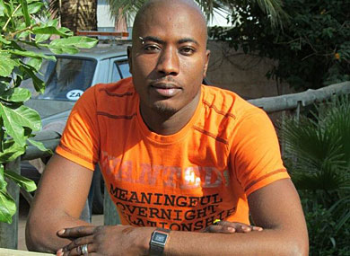 Mr. Gay Namibia Assaulted