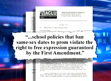 ACLU to Utah Schools: Ban on Same-Sex Couples Unconstitutional