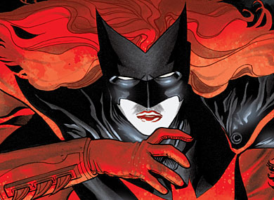 Batwoman: The Allure of the Lesbian Caped Crusader