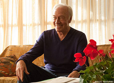 Christopher Plummer: Happy Father's Gay