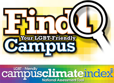 LGBT Students in Luck: Numbers Up for Gay-Friendly Colleges