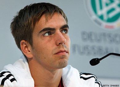 German Soccer Captain Warns Players Against Coming Out